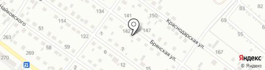 ЕДАКИН-АВТО на карте Ленинска-Кузнецкого