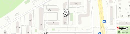 ЭнергоТеплоСервис на карте Кемерово