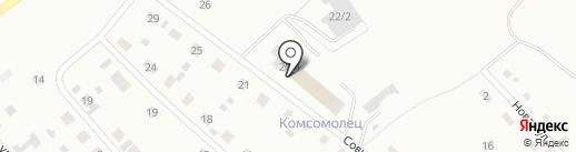 Автосервис на карте Ленинска-Кузнецкого