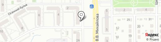 Поляна шоп на карте Кемерово