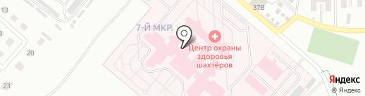 Банкомат, Сбербанк России на карте Ленинска-Кузнецкого