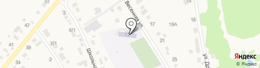 Елыкаевский детский сад на карте Елыкаево