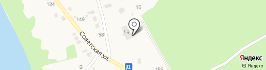 MAUNTRI на карте Елыкаево