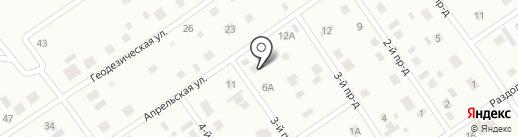 HOME-Мебель на карте Белово