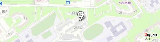 Pillar на карте Белово
