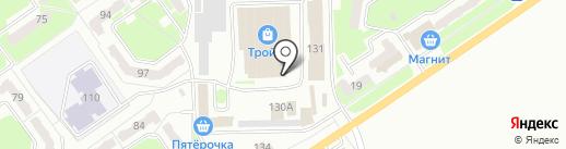 Игруля на карте Белово