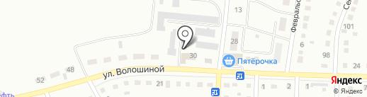 Агентство ритуальных услуг на карте Белово