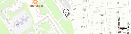 Маркус на карте Белово