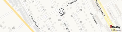 Автосервис на карте Нового Городка