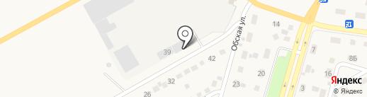 Гидроплюс на карте Нового Городка