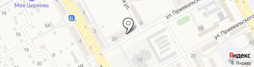 Comepay на карте Нового Городка