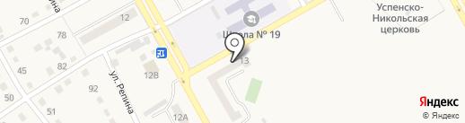 Стоматологический кабинет на карте Нового Городка