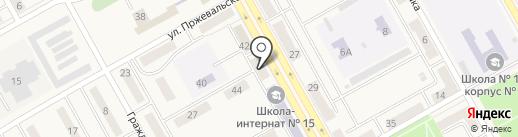 СантехЭлектро на карте Нового Городка