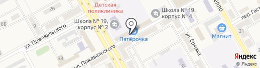 Мир сантехники на карте Нового Городка