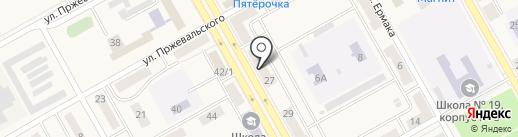 Best на карте Нового Городка