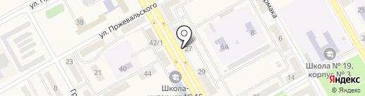 Фотоцентр на карте Нового Городка