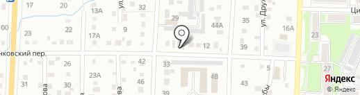 Сервисная служба на карте Белово