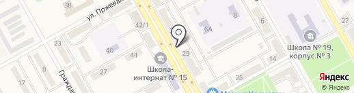 Магазин на карте Нового Городка