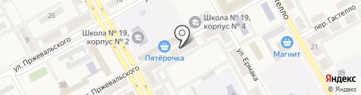 Мир пива на карте Нового Городка