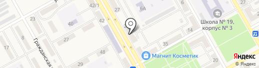 Мечта на карте Нового Городка