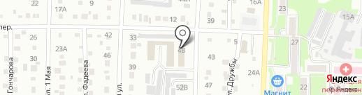Следственный отдел по г. Белово на карте Белово
