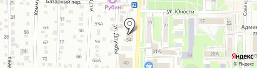 Present на карте Белово