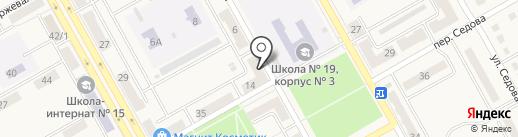 Мясные шедевры Алтая на карте Нового Городка