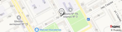 Faberlic на карте Нового Городка