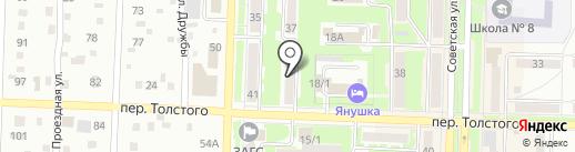 Sofitour на карте Белово