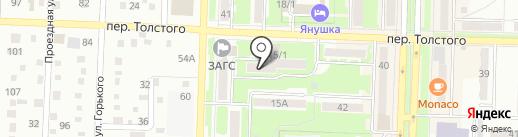 БиМакс на карте Белово