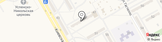 Mix на карте Нового Городка