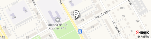 МУП по оказанию ритуальных услуг на карте Нового Городка