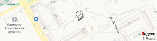 Карина на карте Нового Городка