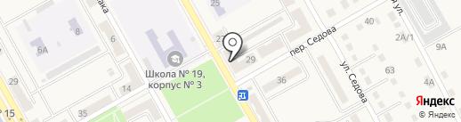 Пальмира на карте Нового Городка
