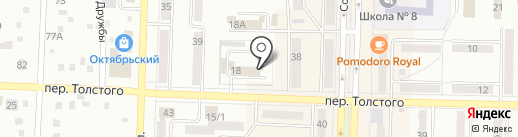 Государственная жилищная инспекция Кемеровской области на карте Белово