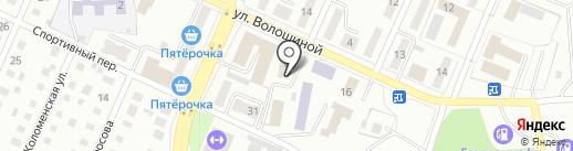Центр страховых услуг на карте Белово