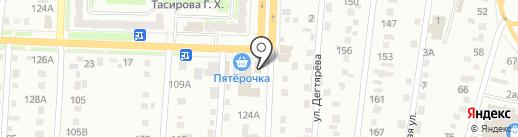 Сервис на карте Белово