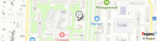 Нотариус Антипов А.В. на карте Белово