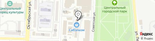 8BIT Маркет на карте Белово