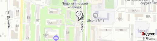 Быстроденьги на карте Белово