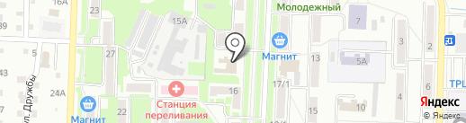 Секонд-хенд на карте Белово