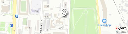 Айболит на карте Белово