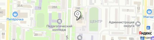 MIXTON на карте Белово