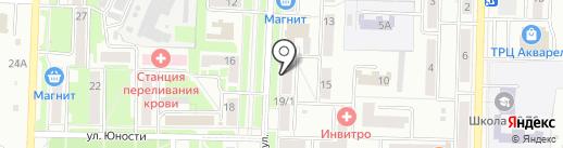 Центр занятости населения г. Белово на карте Белово