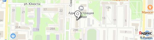 Ростелеком, ПАО на карте Белово