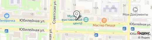MILANO на карте Белово