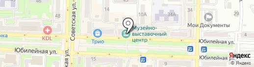 Беловская районная общественная организация охотников и рыболовов на карте Белово