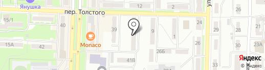 КузбассДомофонСервис на карте Белово