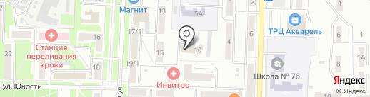 Управление образования Администрации Беловского городского округа на карте Белово