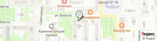 Банкомат, Бинбанк, ПАО на карте Белово
